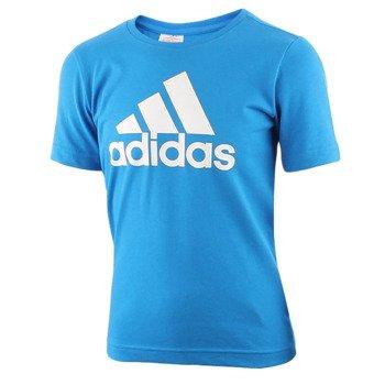 koszulka sportowa chłopięca ADIDAS ESSENTIALS LOGO TEE / AK1989