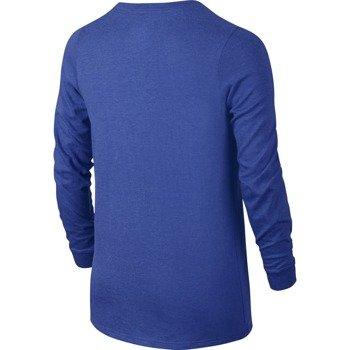 koszulka sportowa chłopięca NIKE CAT HBR FUTURA LONGSLEEVE TEE / 714945-480