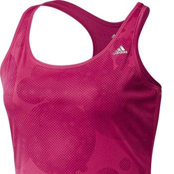 koszulka sportowa damska ADIDAS CLIMA TRAINING GRAPHIC TANK / D89431