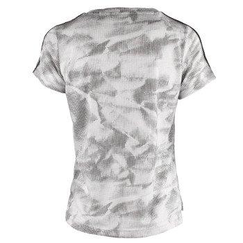koszulka sportowa damska ADIDAS ESSENTIALS BOXY TEE PAPERPRINT / AJ4672