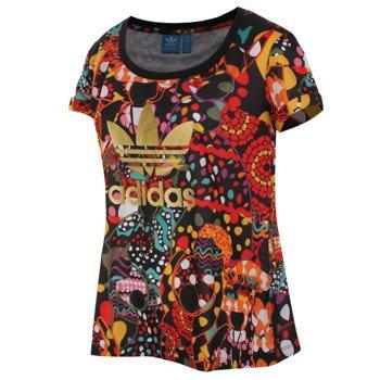 koszulka sportowa damska ADIDAS MARACATU TEE / M30784
