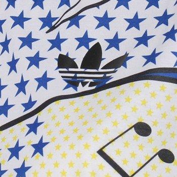 koszulka sportowa damska ADIDAS SUPER CROP TEE / S23568
