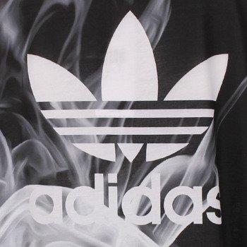koszulka sportowa damska ADIDAS WHITE SMOKE TEE / S23562