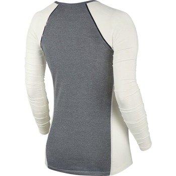 koszulka sportowa damska NIKE LUX STUDIO PRO TOP / 742795-151