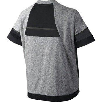 koszulka sportowa damska NIKE SHORTSLEEVE BONDED TEE / 726019-091