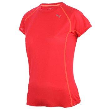 koszulka sportowa damska PUMA RUNNING SHORT SLEEVE TEE / 513813-02