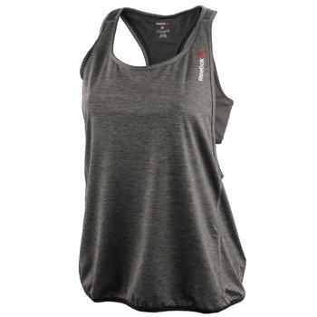koszulka sportowa damska REEBOK ONE SERIES LONG BRA TOP / AJ0624