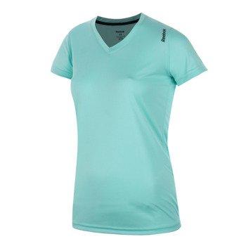 koszulka sportowa damska REEBOK WORKOUT READY POLY TEE / B86310