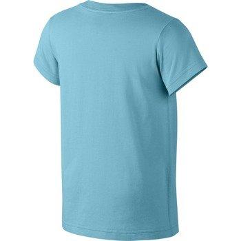 koszulka sportowa dziewczęca NIKE HIGH BRAND READ / 678810-409