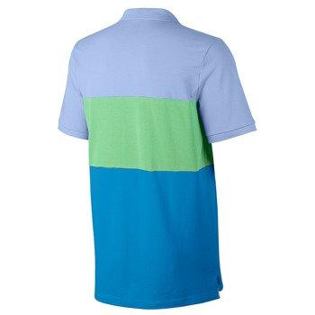 koszulka sportowa męska NIKE SPORTSWEAR POLO / 847646-450