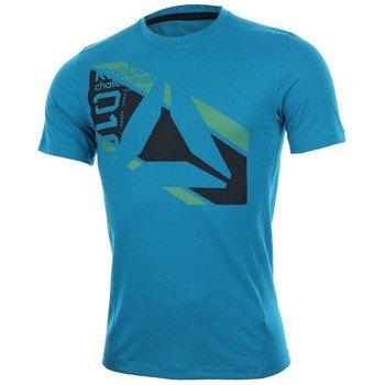 koszulka sportowa męska REEBOK DT GRAPHIC TOP / Z81735