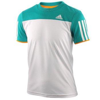 koszulka tenisowa chłopięca ADIDAS CLUB TEE / AJ3253