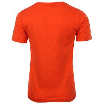 koszulka tenisowa chłopięca ADIDAS ESSENTIALS LOGO TEE / S23185