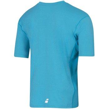 koszulka tenisowa chłopięca BABOLAT T-SHIRT FLAG CORE / 3BS16012-224