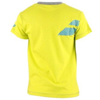 koszulka tenisowa chłopięca BABOLAT TEE CORE / 42F1582-113
