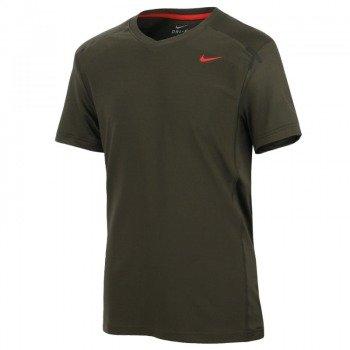 koszulka tenisowa chłopięca NIKE CONTEMPORARY ATHLETE TOP / 506590-325