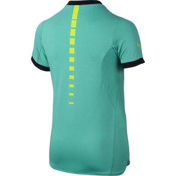 koszulka tenisowa chłopięca NIKE RAFA CHALLENGER TOP SHORT SLEEVE / 832329-317