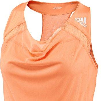 koszulka tenisowa damska ADIDAS ADIZERO TANK Roland Garros 2014 / D83698