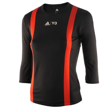 koszulka tenisowa damska ADIDAS ROLAND GARROS Y-3 3/4 TEE / AI1161