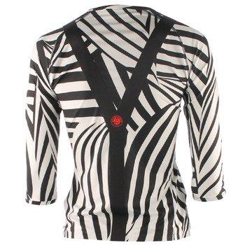 koszulka tenisowa damska ADIDAS ROLAND GARROS Y-3 3/4 TEE / AY9089