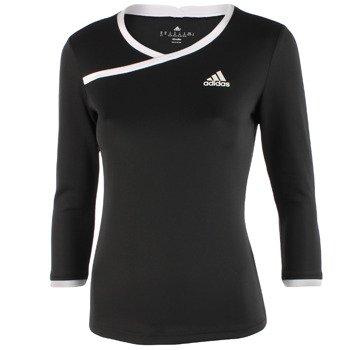 koszulka tenisowa damska ADIDAS TENNIS SEQUENTIALS 3/4 SLEEVE / F96618