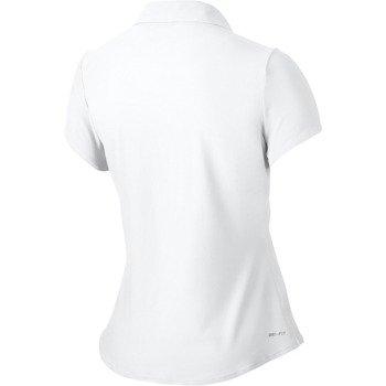 koszulka tenisowa damska NIKE ADVANTAGE POLO / 683124-100