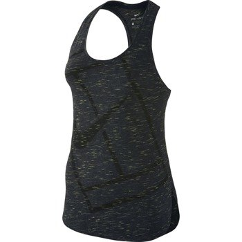 koszulka tenisowa damska NIKE BASELINE TANK / 728725-011