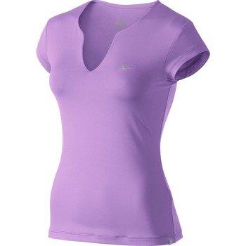 koszulka tenisowa damska NIKE PURE SHORTSLEEVE TOP / 425957-552
