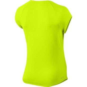 koszulka tenisowa damska NIKE PURE TOP / 728757-702