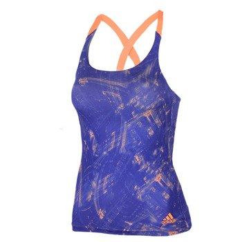 koszulka tenisowa dziewczęca ADIDAS GIRLS RESPONSE TANK / S15839
