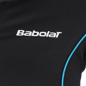 koszulka tenisowa dziewczęca BABOLAT POLO MATCH CORE / 42S1467-105