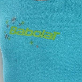 koszulka tenisowa dziewczęca BABOLAT TEE CORE / 42F1572-111