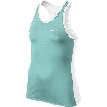 koszulka tenisowa dziewczęca NIKE ADVANTAGE COURT TANK / 637432-466