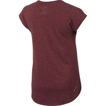 koszulka tenisowa dziewczęca NIKE BASELINE TOP / 822280-677