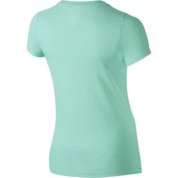 koszulka tenisowa dziewczęca NIKE SWOOSH NOVELTY TEE / 666159-370