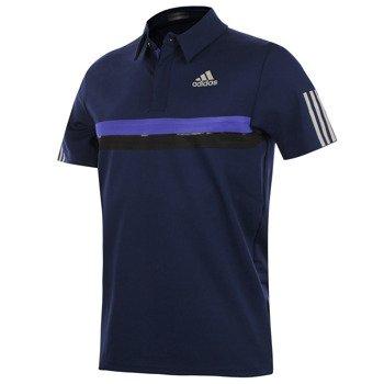 koszulka tenisowa męska ADIDAS BARRICADE POLO / S15686