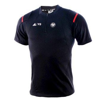 koszulka tenisowa męska ADIDAS ROLAND GARROS Y-3 TEE / AI1150