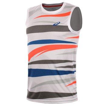 koszulka tenisowa męska ASICS GRAPHIC SLEEVELESS / 110440-0001