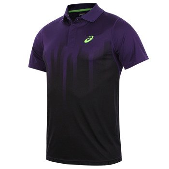 koszulka tenisowa męska ASICS MEN'S RESOLUTION POLO / 121085-0245