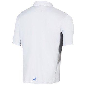 koszulka tenisowa męska BABOLAT POLO PERFORMANCE / 2MS16021-101