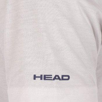 koszulka tenisowa męska HEAD HUSTLE T-SHIRT / 811194 WHNV