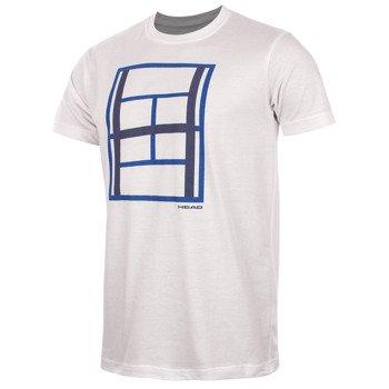 koszulka tenisowa męska HEAD RACE T-SHIRT