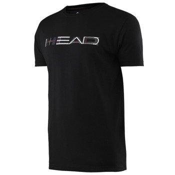 koszulka tenisowa męska HEAD TRANSITION DARTH GRAPHIC T-SHIRT / 811516 BK