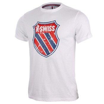 koszulka tenisowa męska K-SWISS TEE / 101251-133