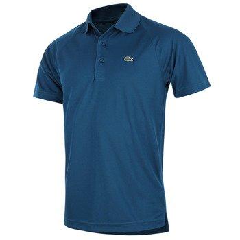 koszulka tenisowa męska LACOSTE POLO ULTRA DRY / DH9631 Z1G
