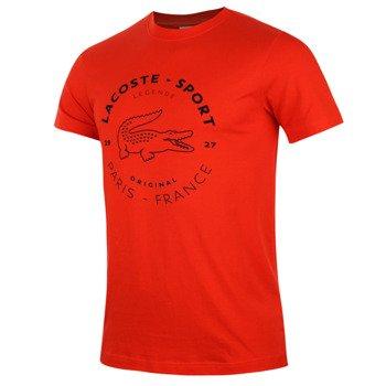 koszulka tenisowa męska LACOSTE T-SHIRT / TH2351 N78
