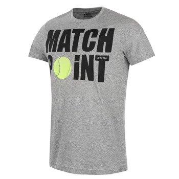 koszulka tenisowa męska LOTTO T-SHIRT RYXAN PRINT / R4536