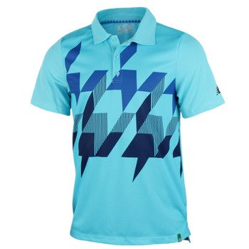 koszulka tenisowa męska NEW BALANCE SPEED POLO / MTT4162-TTB