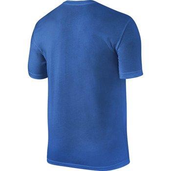 koszulka tenisowa męska NIKE EVERY DAMN COURT TEE 2 / 639421-480
