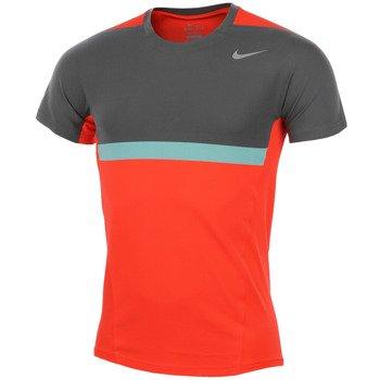 koszulka tenisowa męska NIKE PREMIER RAFA CREW Rafael Nadal Australian Open 2014 / 596584-696